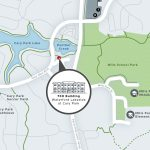 Waterford Lakeside condo location map preview