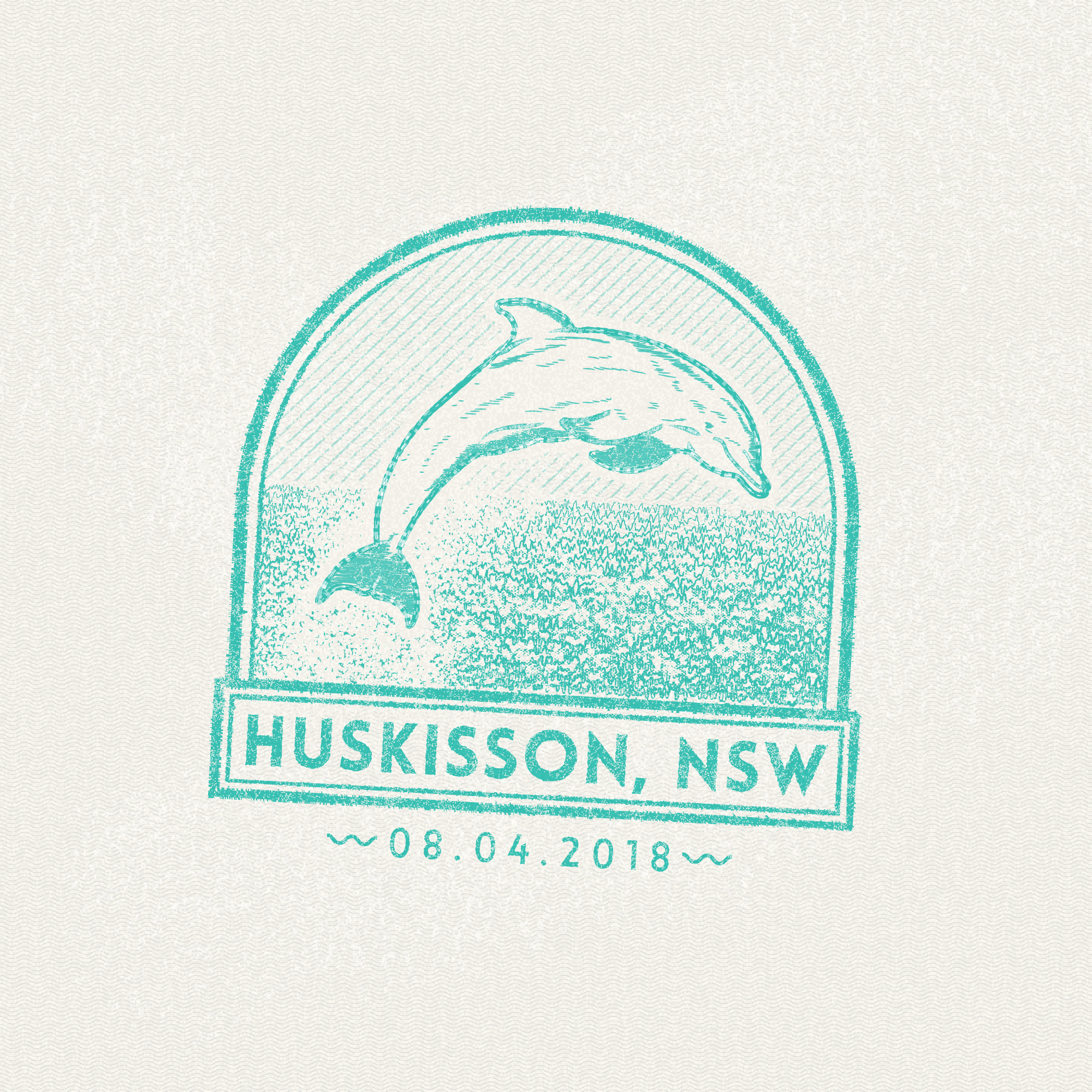 Huskisson, NSW passport stamp