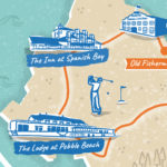 Monterey illustrated map preview