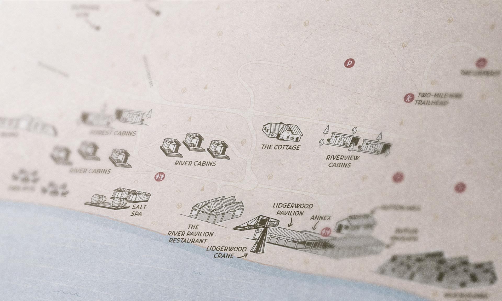 Hutton Brickyards map close-up